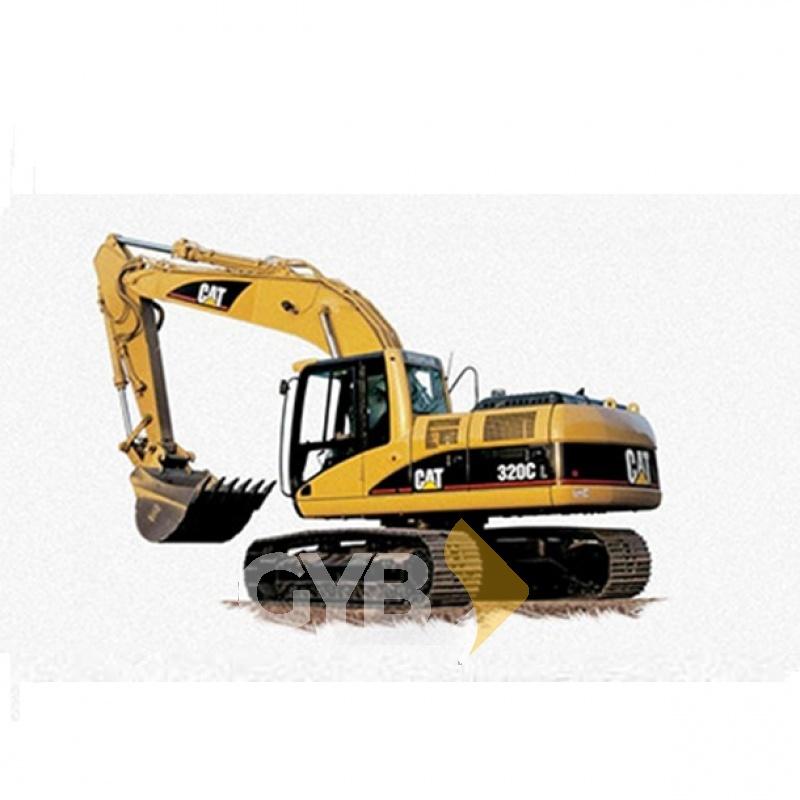 Renta y Alquiler Excavadora 320C CAT