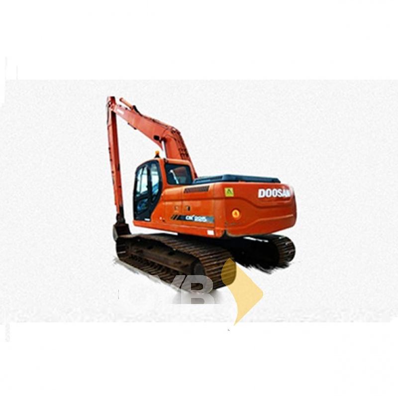 Renta de Excavadora 225LX