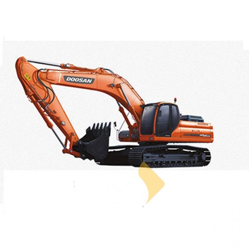 Renta de Excavadora 340LX