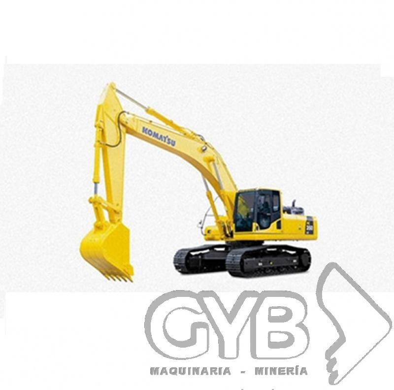Renta de Excavadora PC350