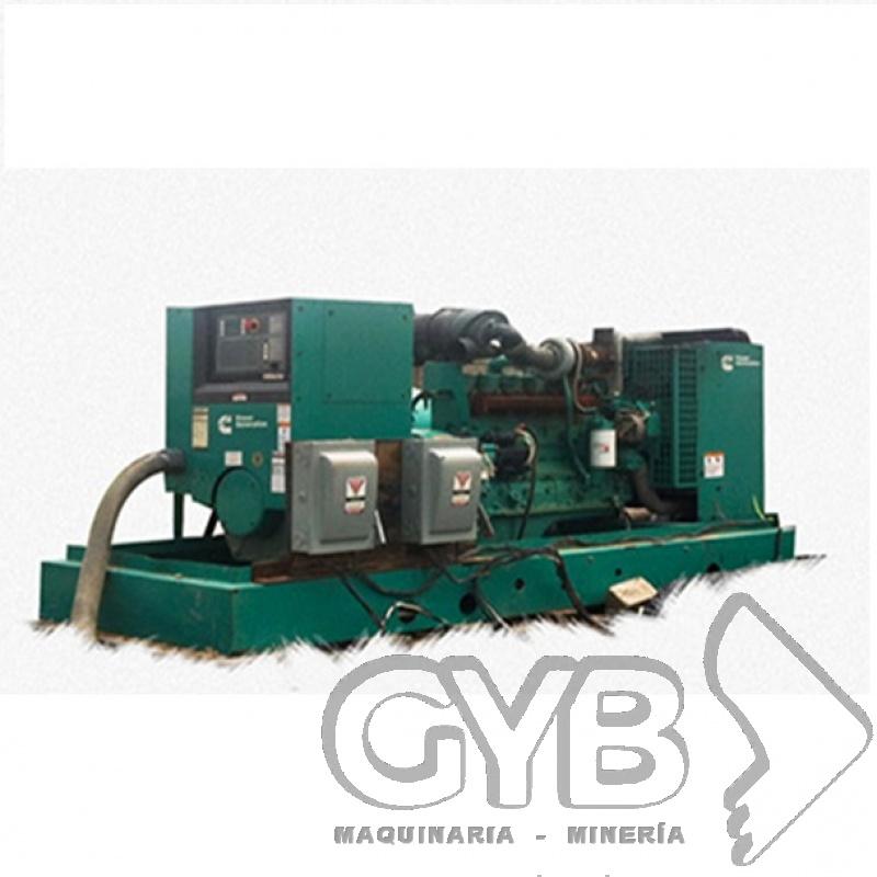 Renta de Generador 125 KVA