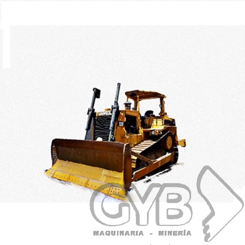Renta de Tractor Sobre Orugas DR8