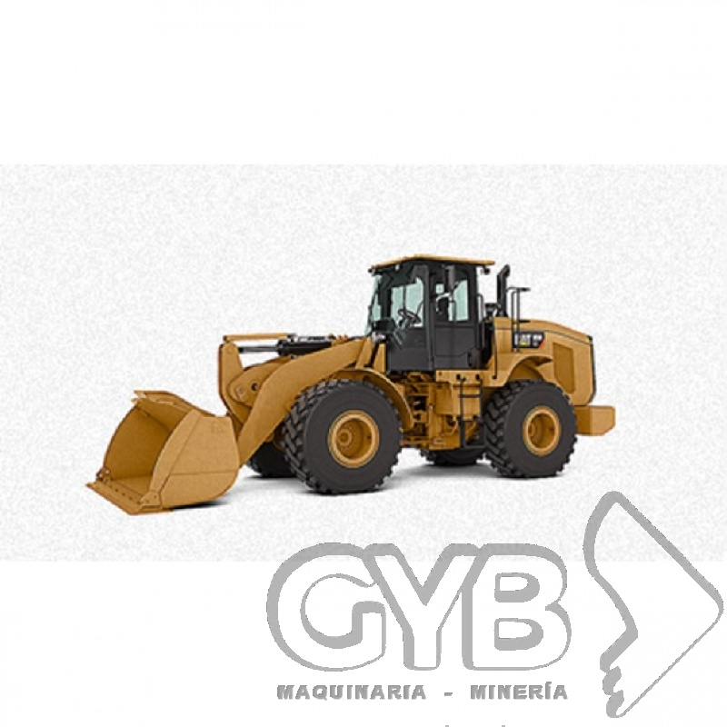 Renta de Cargador Frontal 950G