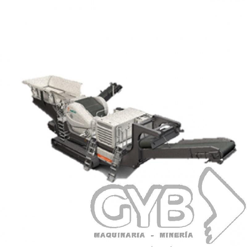 Renta de Trituradora Primaria Sobre Orugas LT120